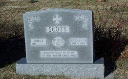 Carolyn E Scott