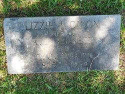 Elizabeth Idena Lizzie <i>Dixon</i> Averitt