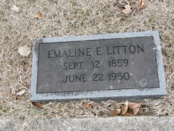 Emaline E. <i>Shoun</i> Litton