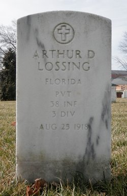 PFC Arthur Dewey Lossing
