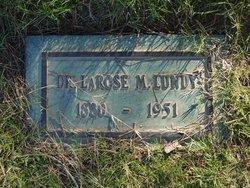 Dr Larose <i>Morse</i> Lundy