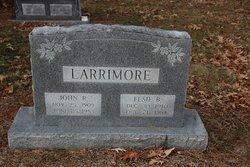 Elsie B <i>Harrison</i> Larrimore