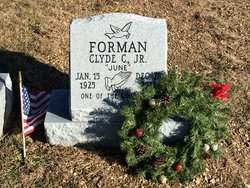 Clyde Clifford June Bug Forman, Jr