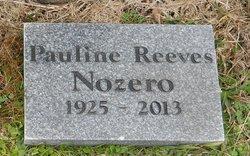 Pauline Paula <i>Reeves</i> Nozero