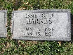 Essie Gene Barnes