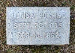 Louisa Boreing