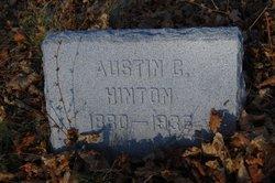 Austin C Hinton