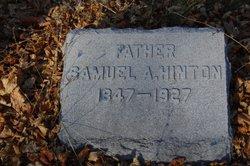 Samuel A Hinton