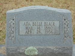 Ada Belle Blair