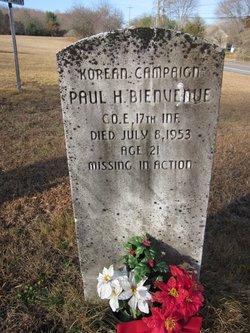 Paul Henry Bienvenue