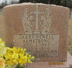 Larry Venell Armstrong