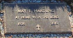 May E. <i>Lagasse</i> Hartung