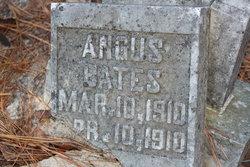 Angus Bates