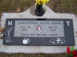 Christopher A. Adams