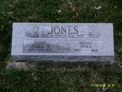 Nora <i>Curtis</i> Jones