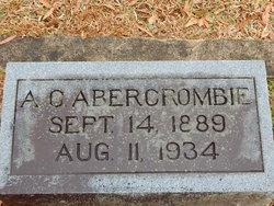 A. C. Abercrombie