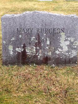 Mary Bowles Wilson