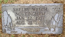 Shelby <i>Welch</i> Nottingham