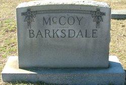 Cora Lee <i>Hill</i> Barksdale