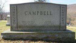 Virginia Cinderella Jennie <i>Doyle</i> Campbell