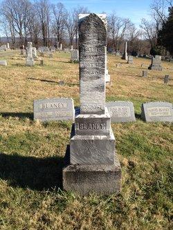 Andrew Jackson Blaney