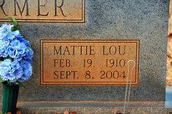 Mattie Lou Farmer