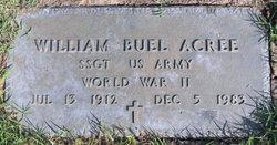 William Buell Acree