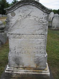 Benjamin White Norris