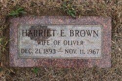 Harriet Eva <i>Rohr</i> Brown