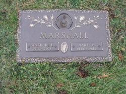Gertrude E. <i>Kastner</i> Marshall