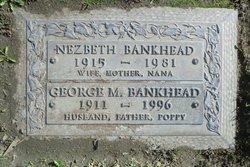 Bertha Nezbeth <i>Rock</i> Bankhead
