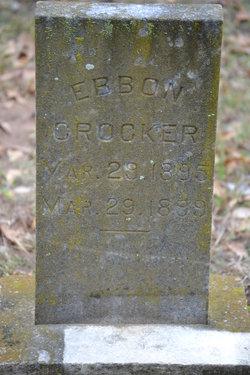 Ebbon Crocker
