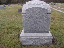 Jane A <i>Burley</i> Shideler