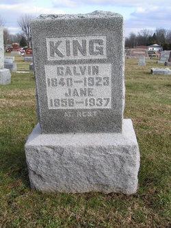 Calvin King