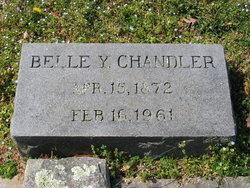 Katherine Belle <i>Yancey</i> Chandler