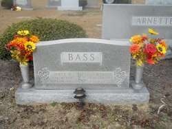 Joyce <i>Fulcher</i> Bass