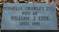 Permelia <i>Crawley</i> Lyle
