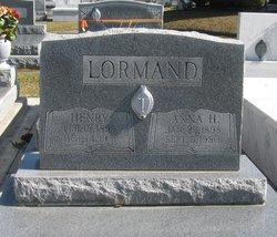 Anna <i>Hollier</i> Lormand