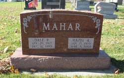 Dale R Mahar