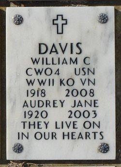 Audrey Jane Davis