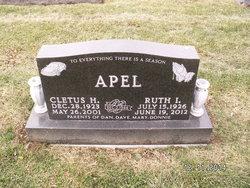 Ruth I <i>Oglesby</i> Apel