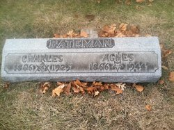 Agnes <i>Cochrane</i> Bateman
