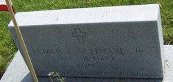 Elmer E Schwabe, Jr