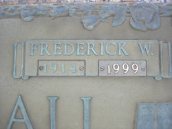Frederick Walter Fred Marshall