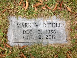 Mark Vance Riddle