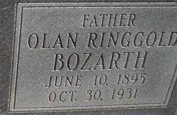 Olan Ringgold Bozarth, Sr