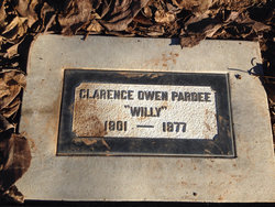 Clarence Owens Pardee