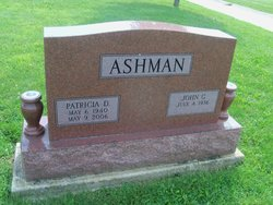 Patricia D <i>Day</i> Ashman