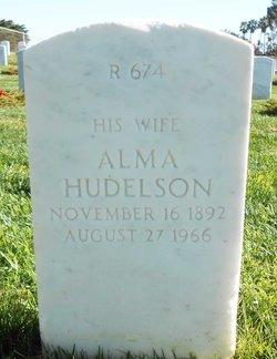 Alma <i>Hudelson</i> Beery