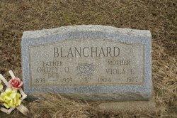 Viola I. <i>Granger</i> Blanchard